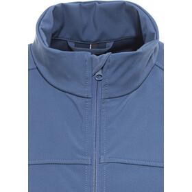 axant Alps - Veste Softshell homme - bleu